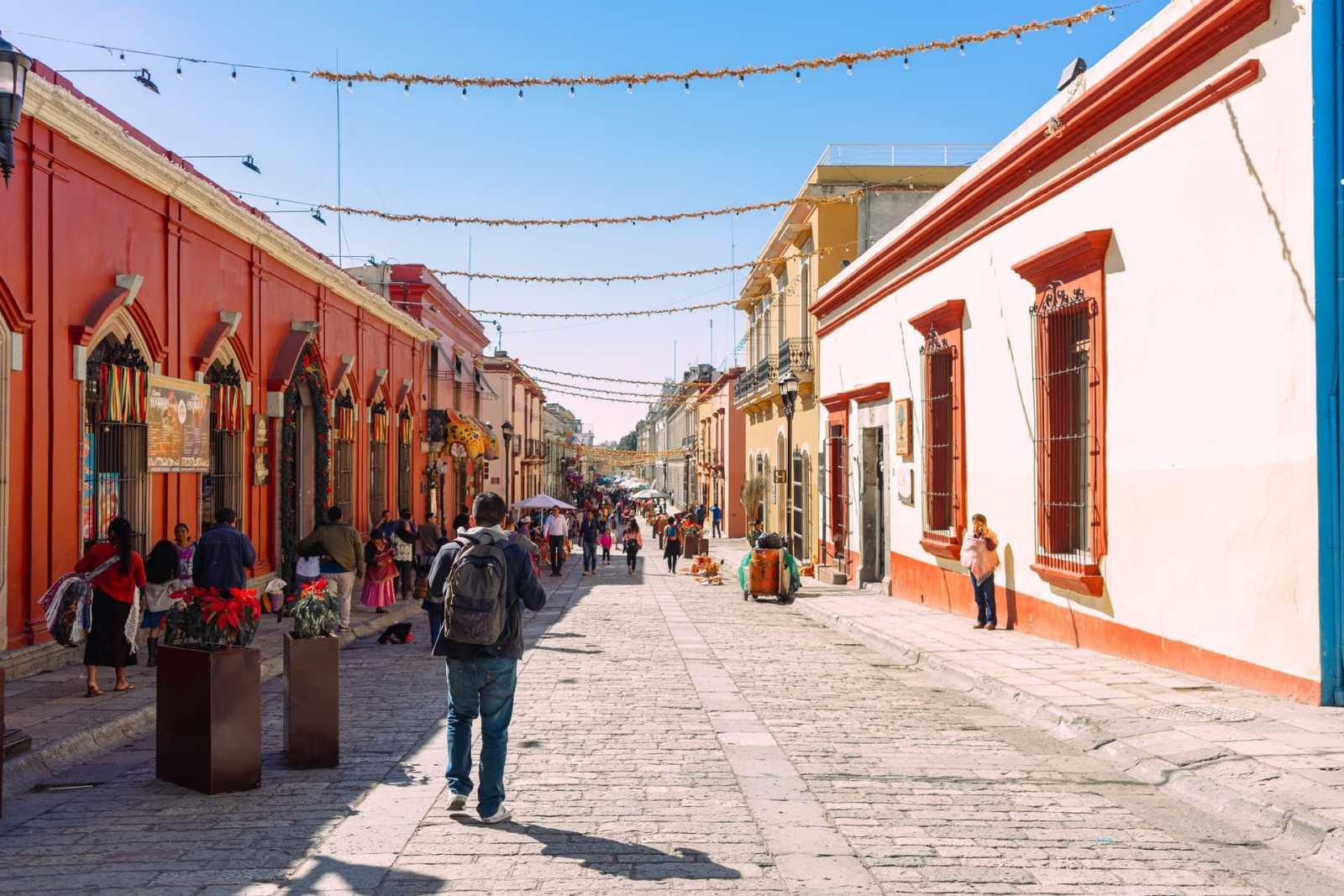 Las mejores zonas donde alojarse en Oaxaca, México