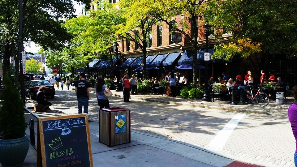 Best areas to stay in Cleveland - Ohio City