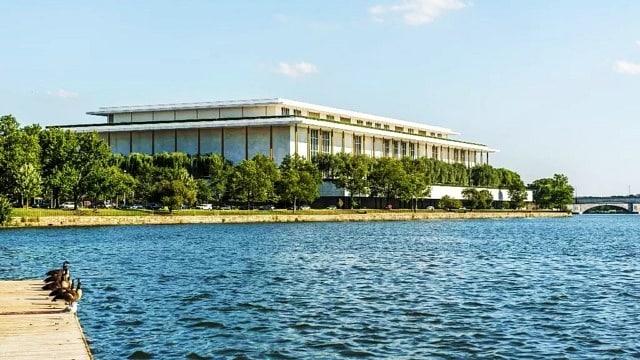 Barrios recomendados donde alojarse en Washington - Cerca del Centro de Artes Escénicas JFK