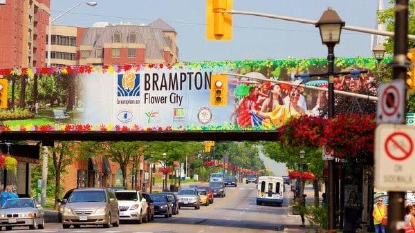 Best areas to stay in Brampton - Steeles Industrial