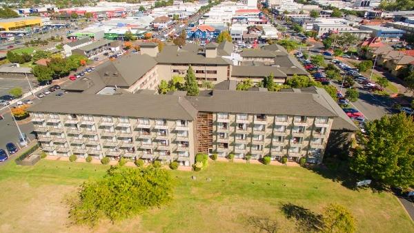 Dónde alojarse en Rotorua - Rotorua CBD