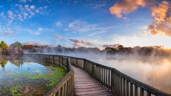 Dónde alojarse en Rotorua - Rotorua Lakefront (cerca del lago de Rotorua)