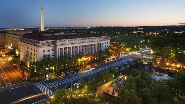 Dónde alojarse en Washington - Downtown