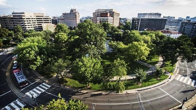 Dónde alojarse en Washington - Dupont Circle
