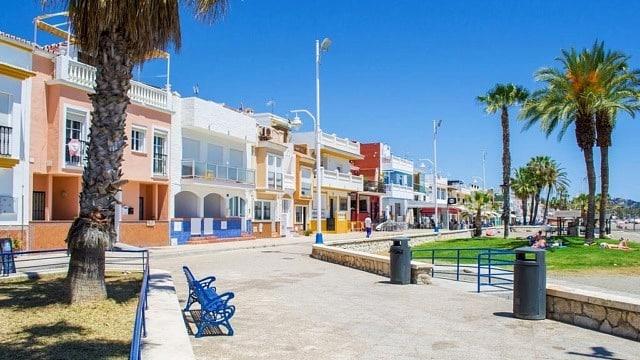 Dónde hospedarse en Málaga, España - Pedregalejo