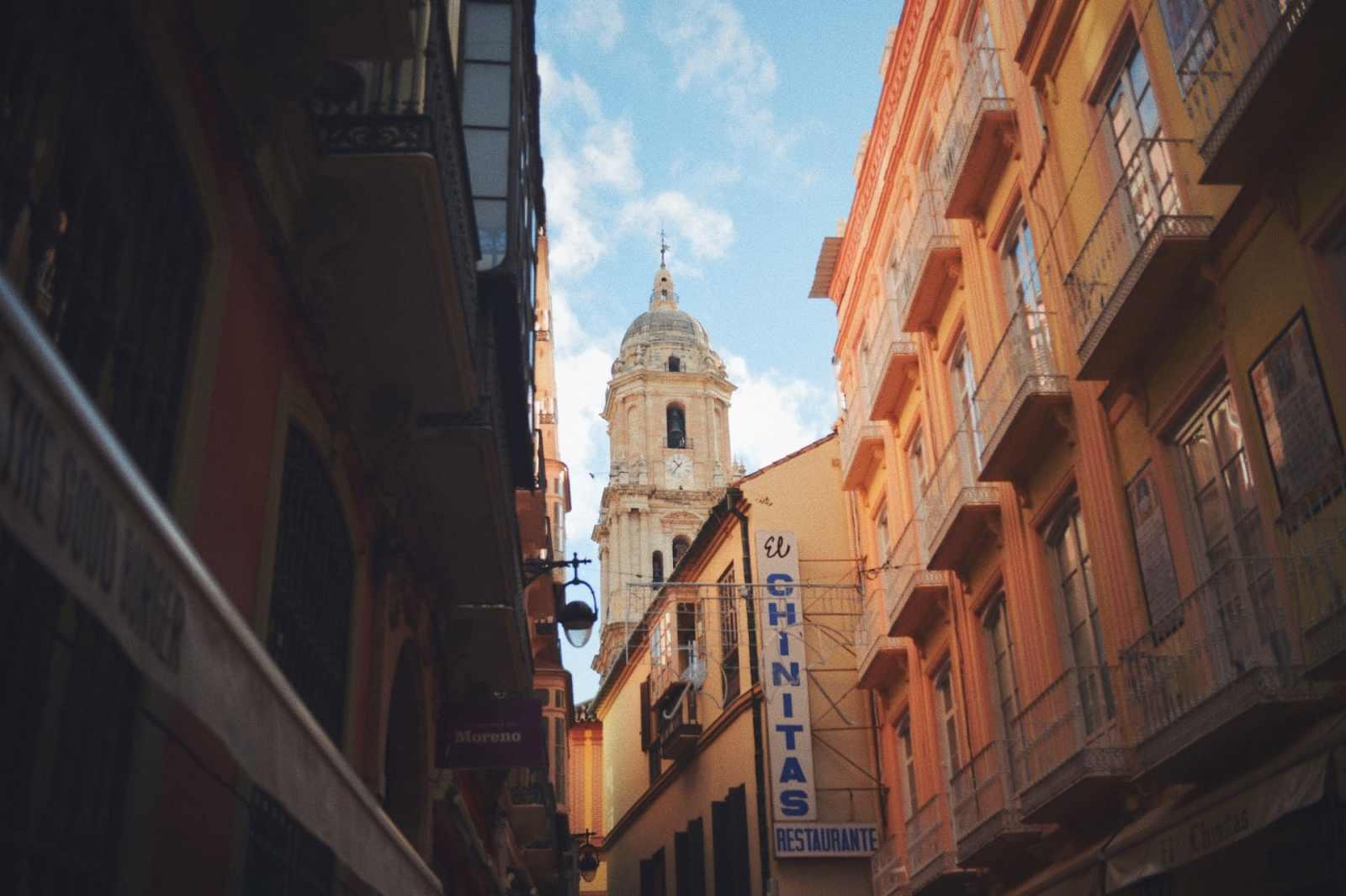 Mejores zonas donde alojarse en la Costa del Sol, España - Málaga capital
