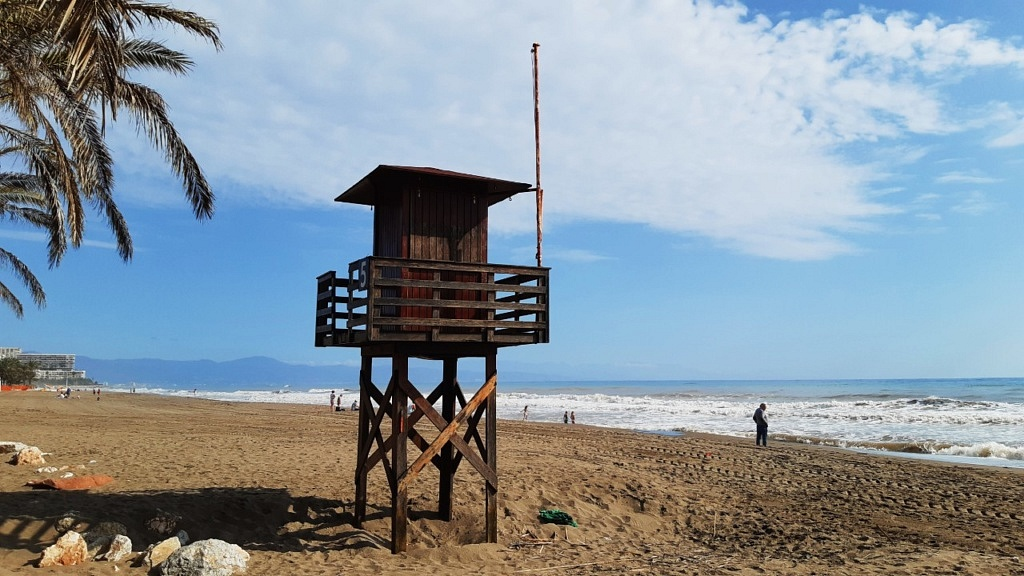 Recommended area to stay in Costa del Sol - Torremolinos