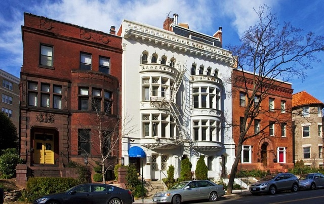 Recommended area to stay in Washington - Adams Morgan