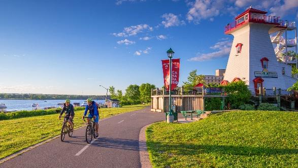 Alojarse en Fredericton - City Centre