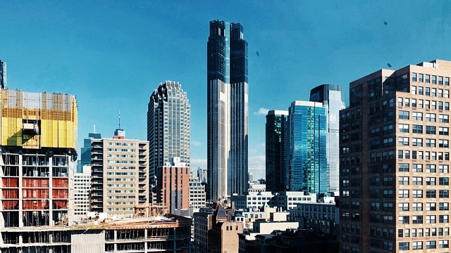 Dónde alojarse en Jersey City, New Jersey - Downtown