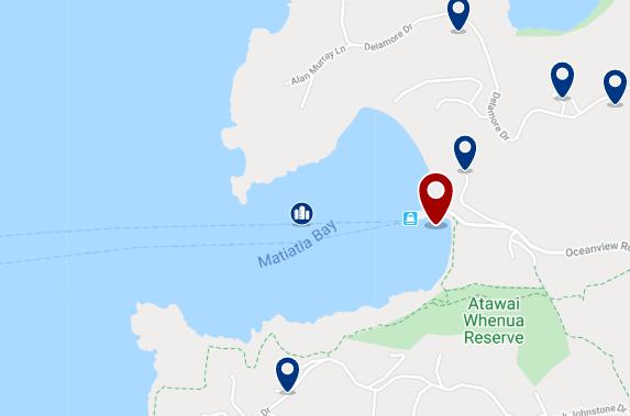 Alojamiento cerca de la terminal de ferry (Surfdale) - Haz clic para ver todo el alojamiento disponible en esta zona