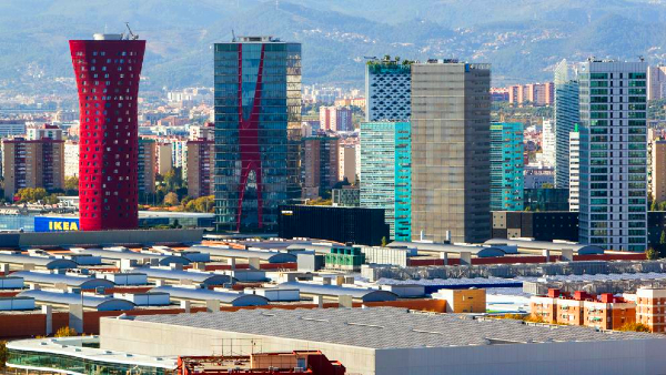 Dónde alojarse en Hospitalet de Llobregat - Zona de la Fira Barcelona Gran Via