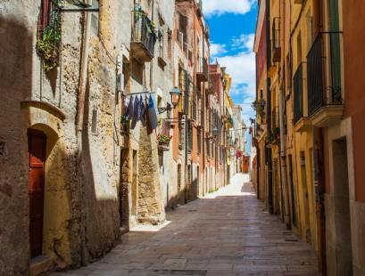Dónde dormir en Tarragona, Catalunya - Centro Histórico