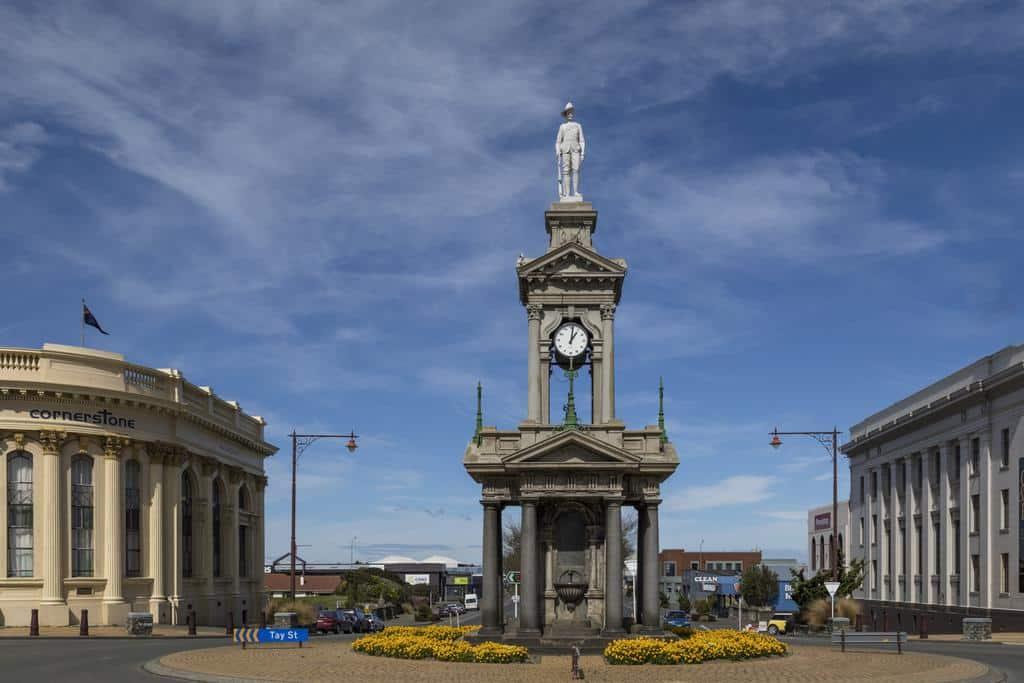Dónde alojarse en Invercargill, NZ - CBD o Centro de la ciudad