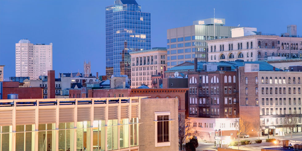 Where to stay in Worcester, MA - Downtown