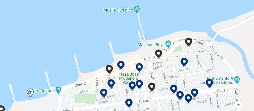 Alojamiento cerca del Malecón de Ríohacha - Haz clic para ver todos el alojamiento disponible en esta zona