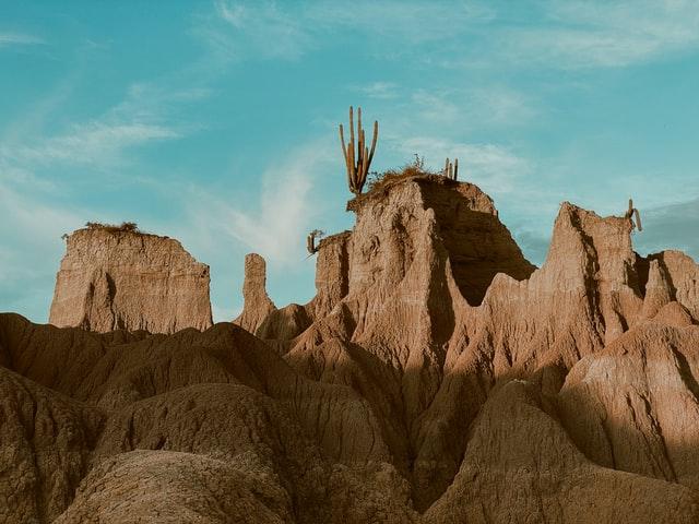 Hospedarse en el desierto de la Tatacoa, Huila