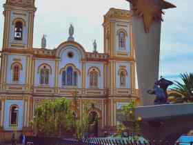 Las mejores zonas donde alojarse en Sogamoso, Colombia
