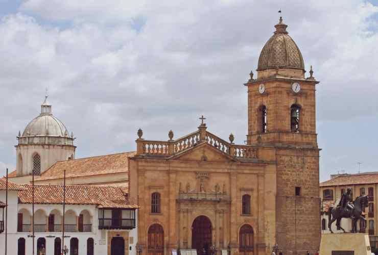 Las mejores zonas donde alojarse en Tunja