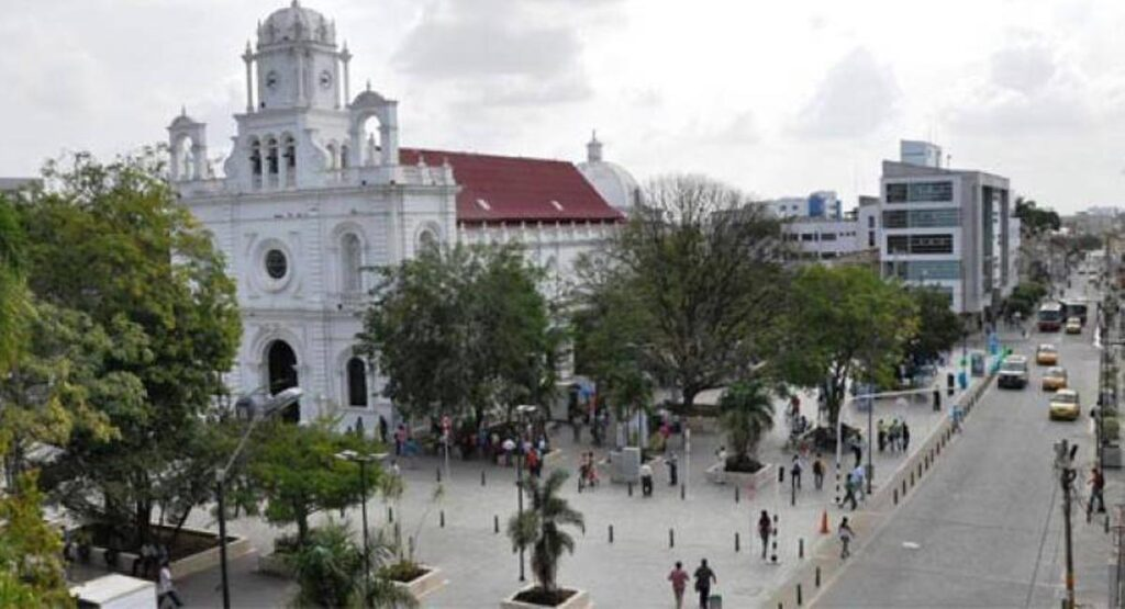 Mejores zonas donde alojarse en Montería - Centro