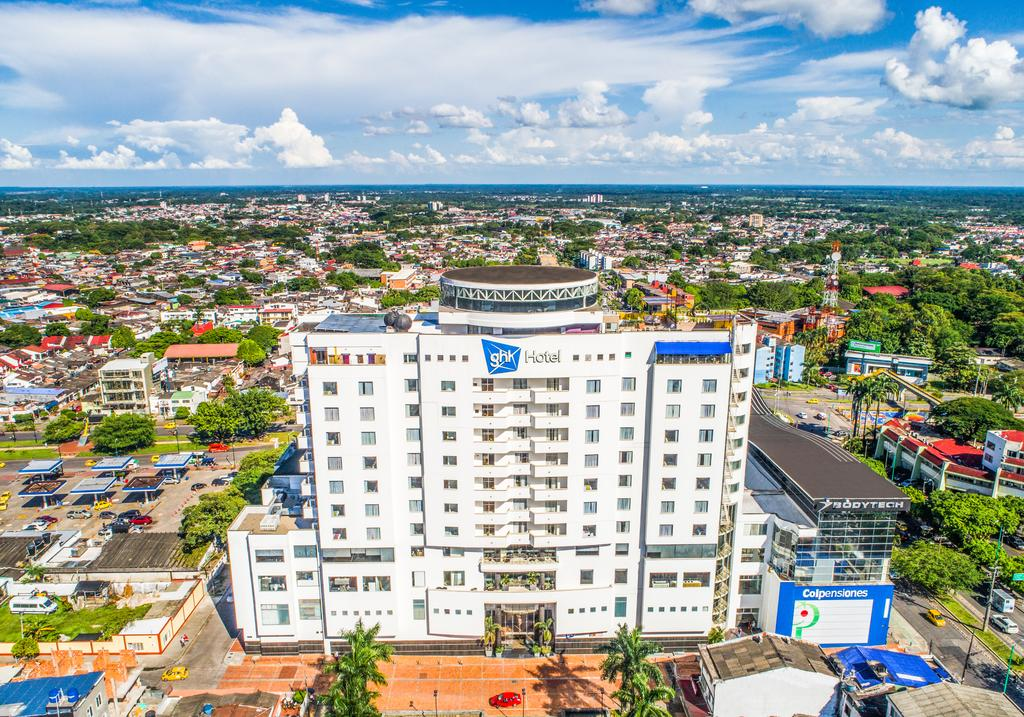 Mejores zonas donde alojarse en Villavicencio, Zona de la Calle 27
