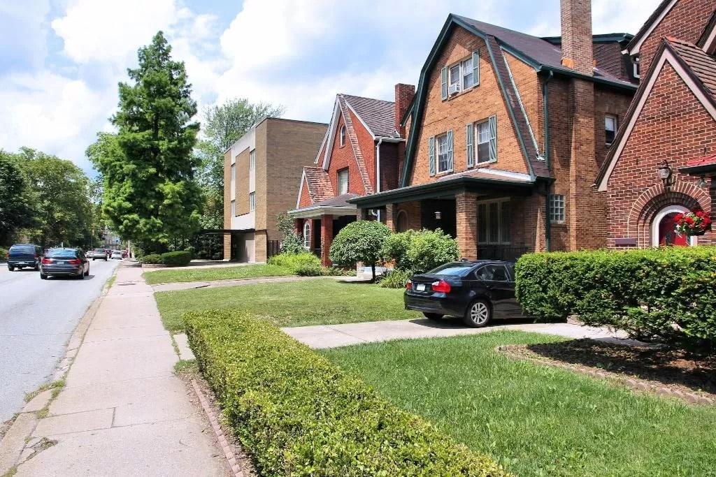 Barrio recomendado donde alojarse en Pittsburgh - Shadyside