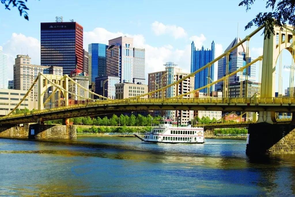 Dónde alojarse en Pittsburgh, PA - Downtown