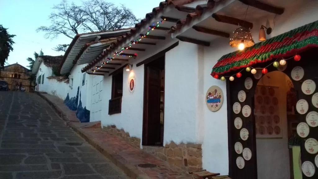Dónde hospedarse en Barichara, Santander - Centro colonial