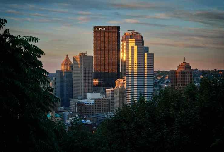 Las mejores zonas donde alojarse en Pittsburgh, Pennsylvania