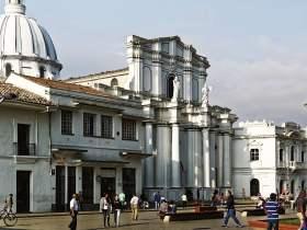 Las mejores zonas donde alojarse en Popayán, Colombia