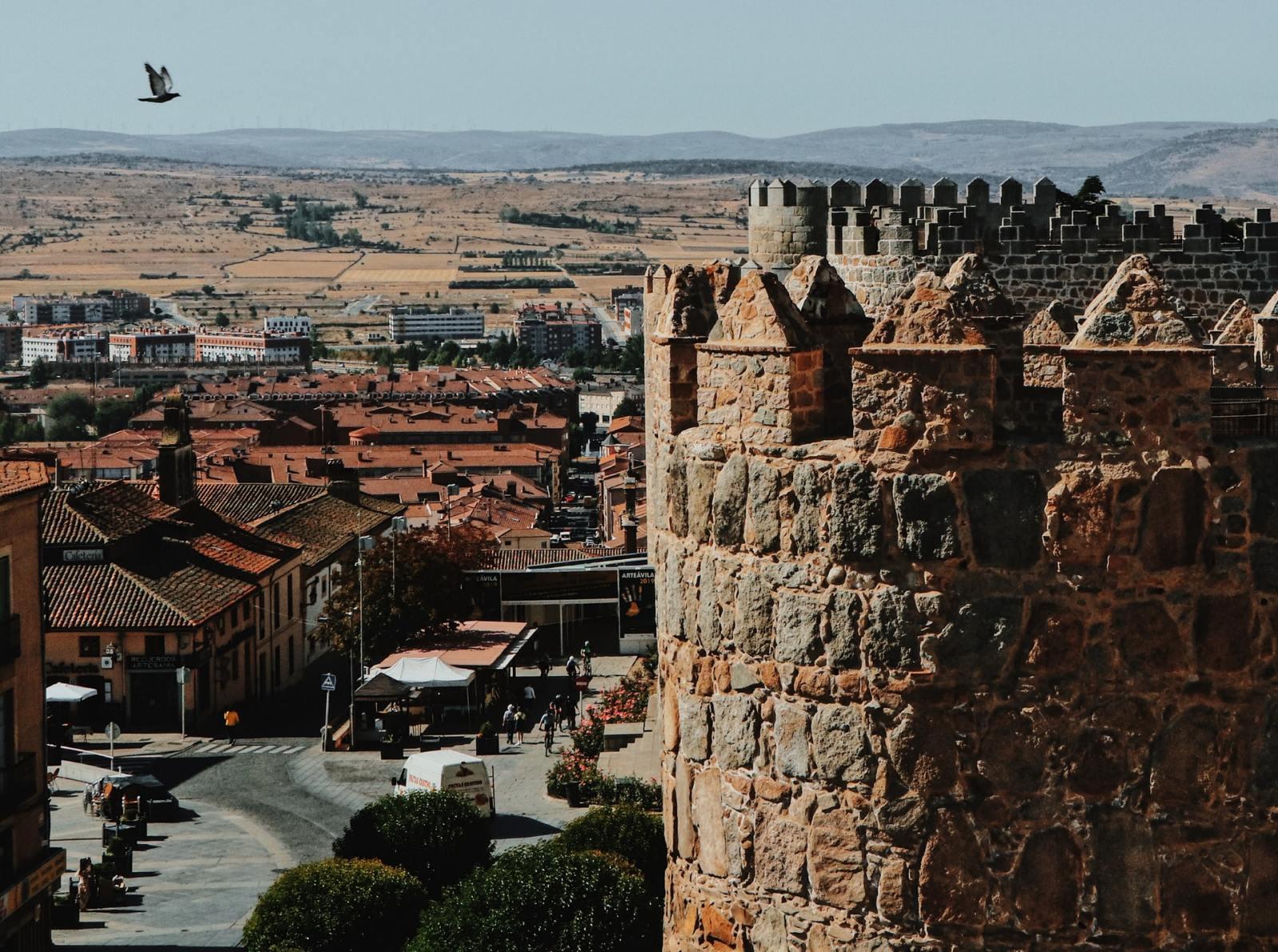 Las mejores zonas donde alojarse en Ávila, España