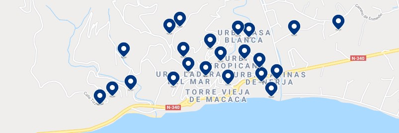Alojamiento en Punta Lara - Haz clic para ver todo el alojamiento disponible en esta zona