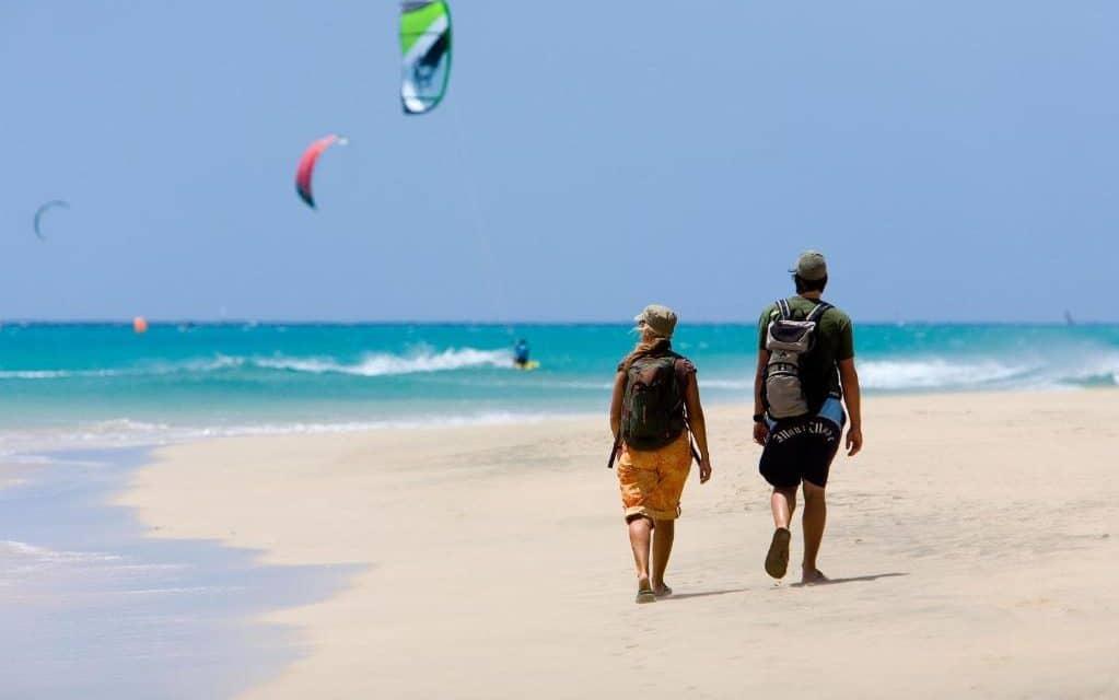 Costa Calma es la mejor zona donde dormir en Fuerteventura