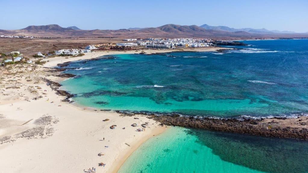 Dónde alojarse en Fuerteventura para ir a la playa - El Cotillo