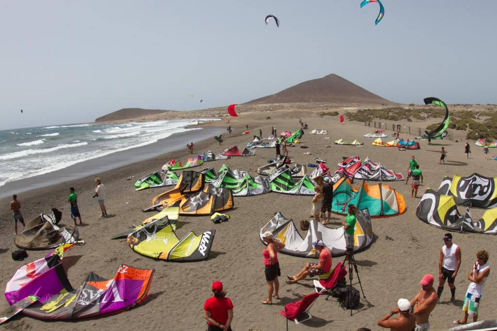 Where to stay in Tenerife for windsurfers - El Médano