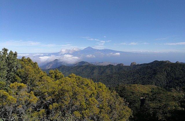 Dónde dormir en La Gomera para disfrutar de la naturaleza - Cerca del Parque Nacional Garajonay