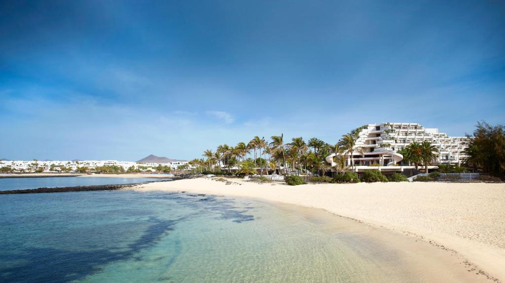 Dónde dormir en Lanzarote - Costa Teguise