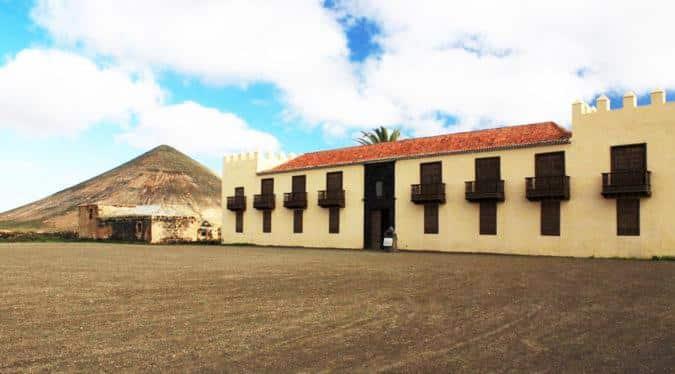 Dónde dormir en el interior de Fuerteventura - La Oliva