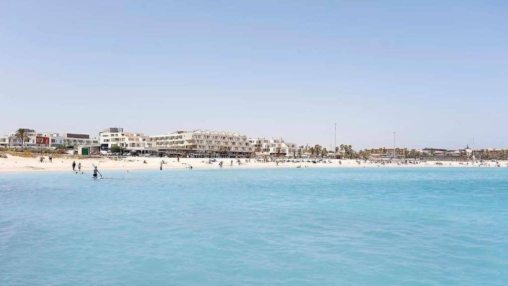 Dónde hospedarse en Fuerteventura, España - Caleta de Fuste