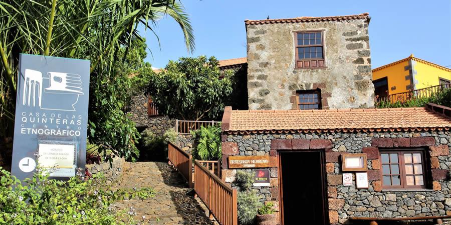Dónde quedarse en El Hierro - Valverde