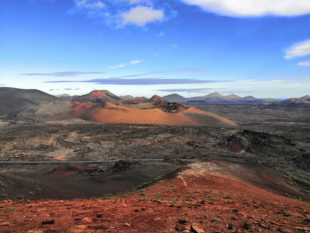 Dónde quedarse en Lanzarote - Cerca del Parque Nacional de Timanfaya