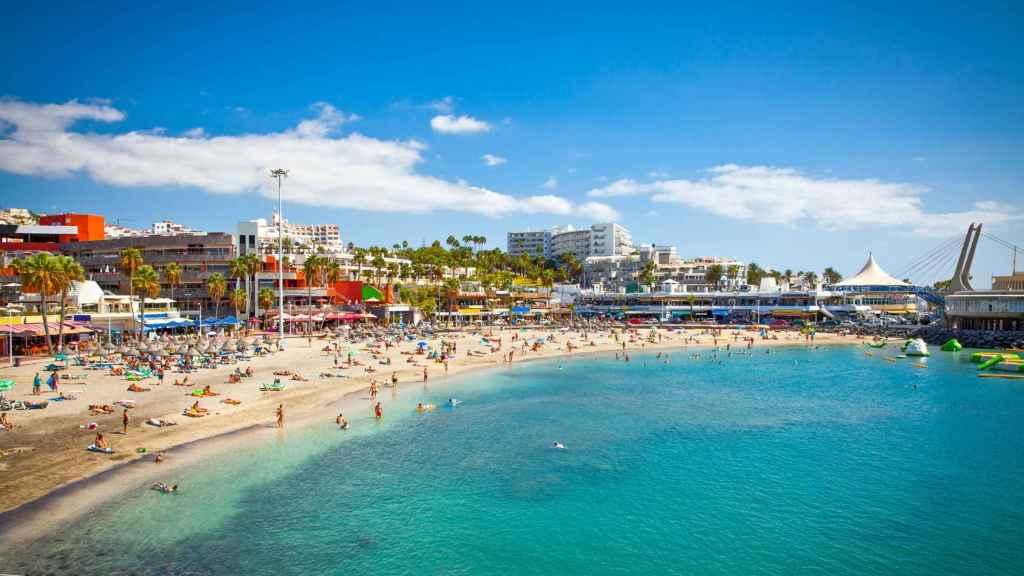 Dónde quedarse en Tenerife - Costa Adeje