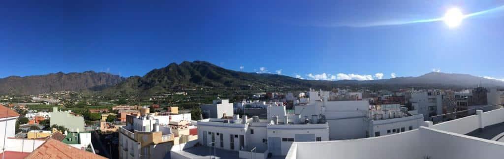 Mejor ubicación en la isla de La Palma para turistas - Los Llanos de Aridane