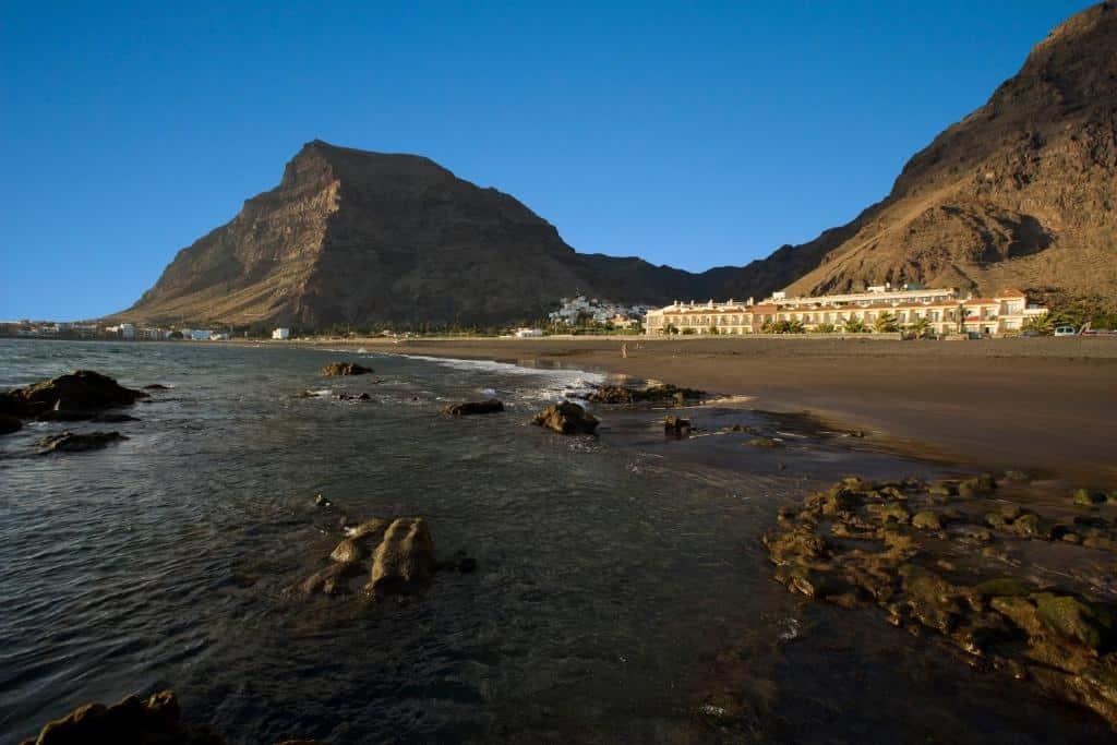 Best location for tourists on La Gomera - Valle Gran Rey