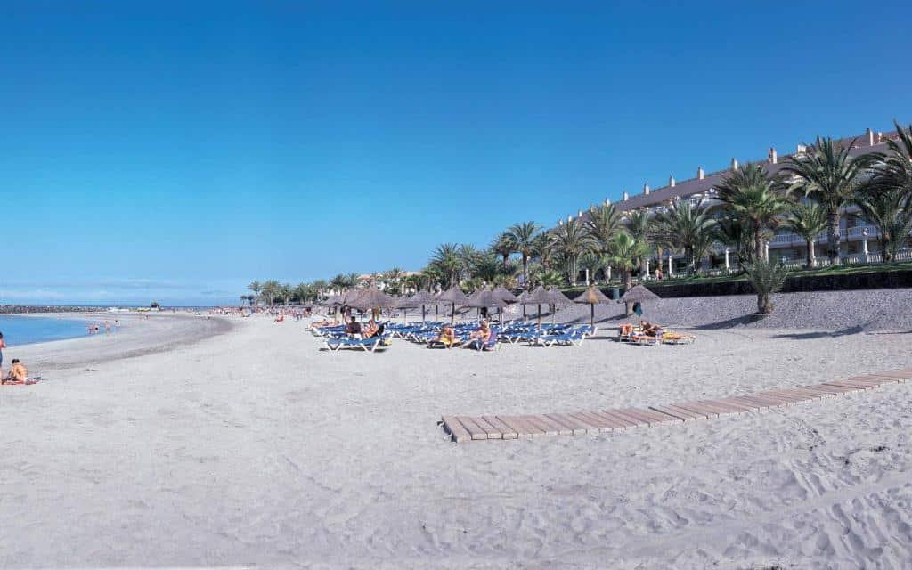 Best area for tourists in Tenerife, Canary Islands - Playa de las Américas