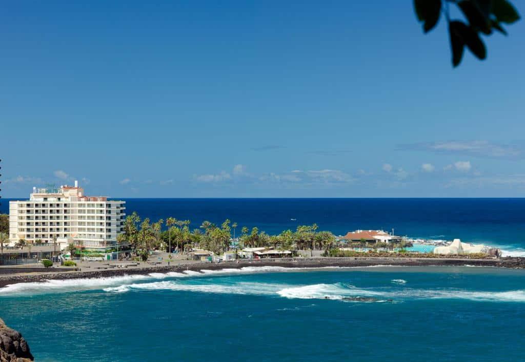Mejor zona donde alojarse en el norte de Tenerife - Puerto de la Cruz