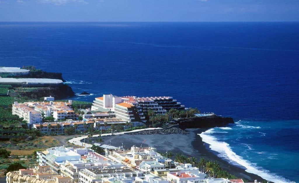 Mejores localidades para turistas en La Palma - Puerto Naos