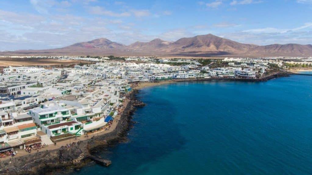 Mejores zonas de playa donde alojarse en Lanzarote - Playa Blanca