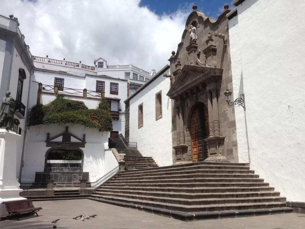 Mejores zonas donde alojarse en La Palma - Centro de Santa Cruz de La Palma