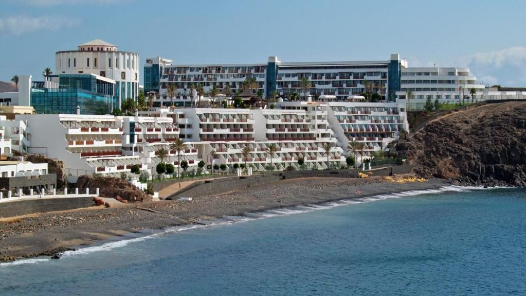 Playa Blanca is the best area to stay in Lanzarote